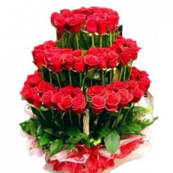 Heart valentine teddy