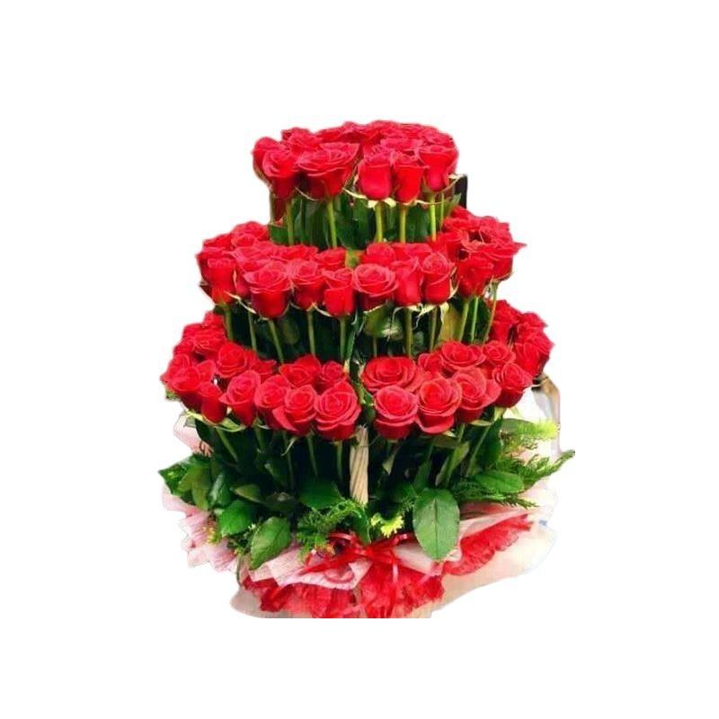 Heart valentine teddy