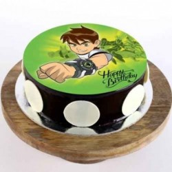 Angry Bird Cake 2kg
