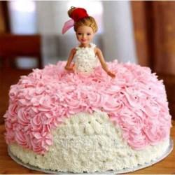 Premium White Forest Cake 2kg
