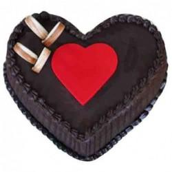 30 Rose Heart