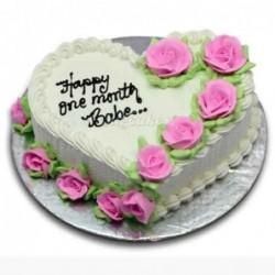 Rose Barbie Doll cake 2kg