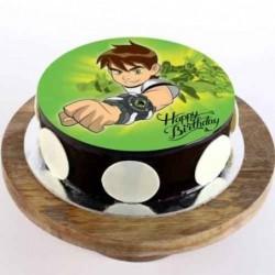 Mickey Mouse Shape Cake 2kg
