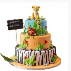 Angry Bird Cake 2kg