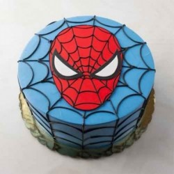 Yellow Car Shape Cake 2kg