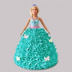 Yellow Car Shape Cake 2kg