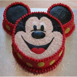 Ben 10 Kids Photo Cake 2kg