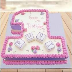 Spiderman Tier Cake 4kg