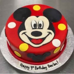Heartshape Fruit Cake 1kg