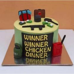 Lovely Barbie Doll Cake 2kg