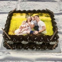 White rose 3 Tier cake 5kg