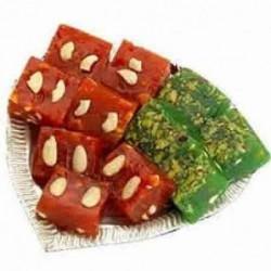 Diwali Diya and Colorful Gerberas with Ferrero Rocher Chocolates