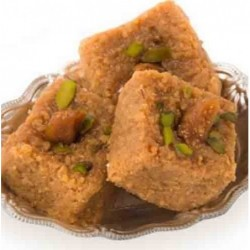 Mixed Halwa