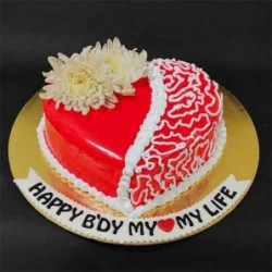 Cashew Strawberry peda-500gm
