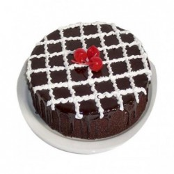 Trendy Violet Terracotta Jewellery