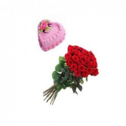 Mother with Baby Teddy Bear- 45 cm