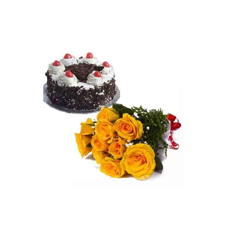 Pink Mother with Baby Teddy Bear- 45 cm