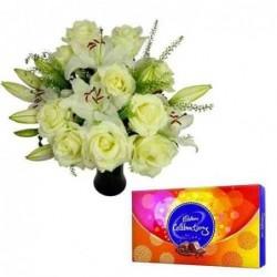 Cute Sitting Dog Soft Toy 12 Inches