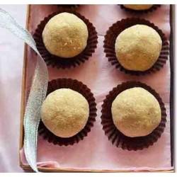 Yellow Terracotta Jewellery Set for Women