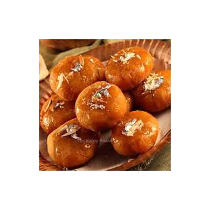 Terracotta Strand Necklace Set for Women (Blue)